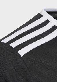 adidas Performance - ENTRADA JERSEY - Print T-shirt - black - 3