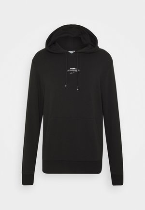 AVENIR GRAPHIC HOODIE - Sweat à capuche - black