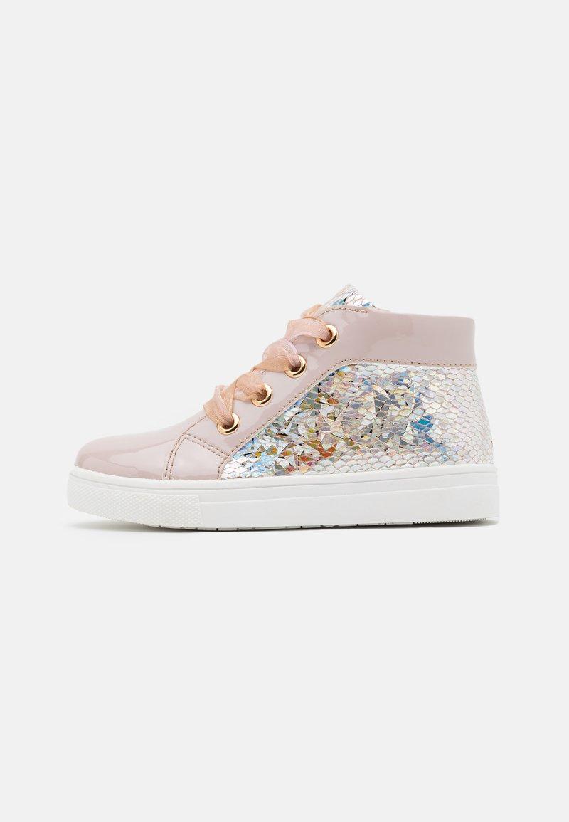 Friboo - Sneakers hoog - lilac