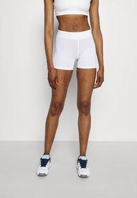 Peak Performance - ALTA BLOCK DRESS SET - Sports dress - citrine/white - 3