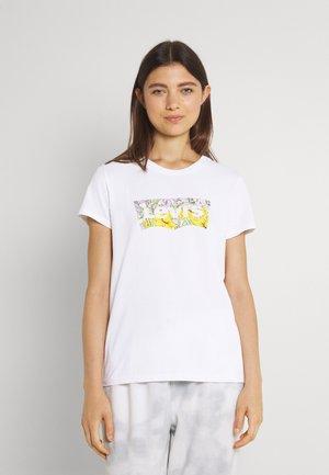 PERFECT TEE - T-shirts print - white