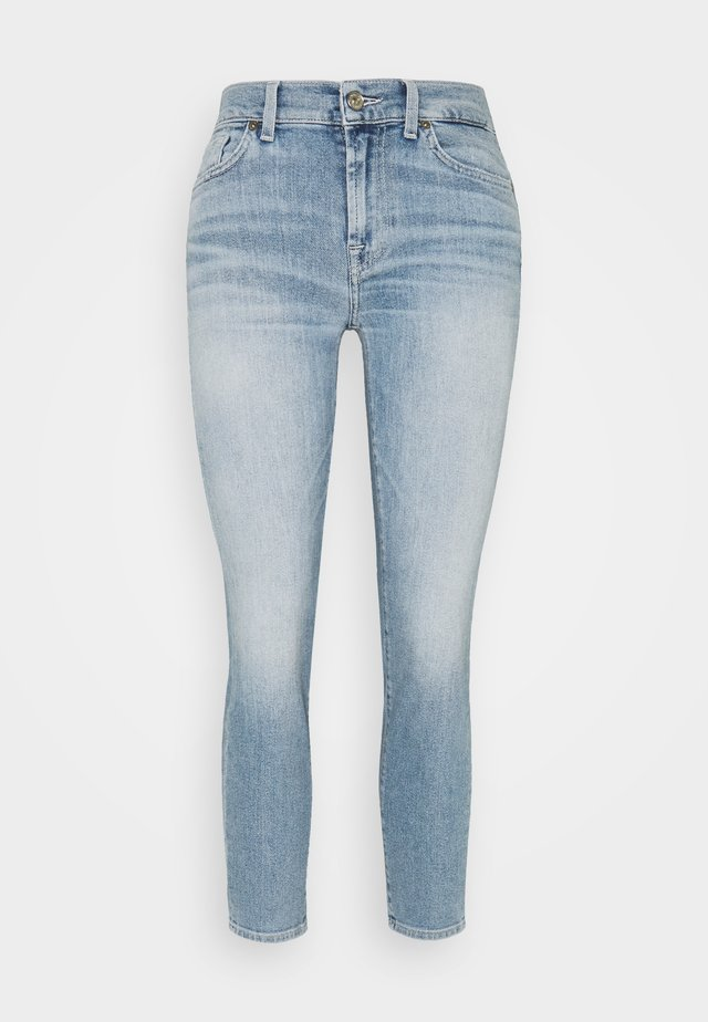 ROXANNE ANKLE LUXE VINTAGE SKYWALK - Jeans Skinny Fit - light blue