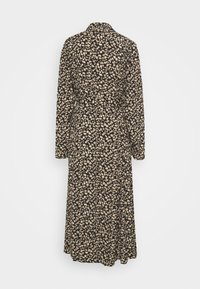 Moss Copenhagen - MEILLA LONG DRESS - Maxi dress - black - 1