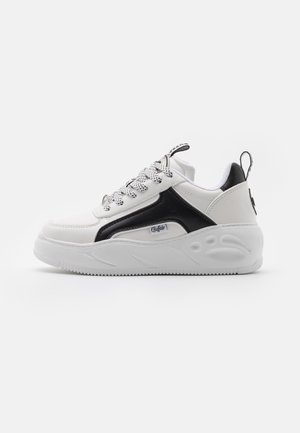 VEGAN FLAT SMPL 2.0 - Trainers - white/black
