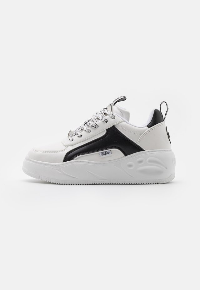 VEGAN FLAT SMPL 2.0 - Trainers - white/black