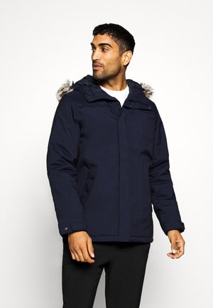 ZANECK JACKET UTILITY - Outdoorjas - aviator navy