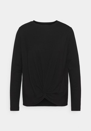 SAVENIA - Long sleeved top - black