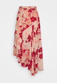TWINSET - Maxi skirt - red - 0