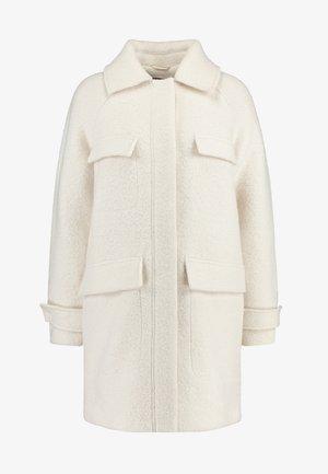 Classic coat - ivory cream