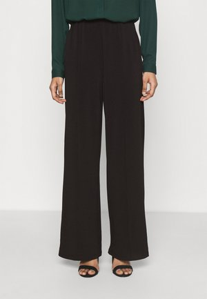 VMALBERTA DETAIL PANT  - Trousers - black