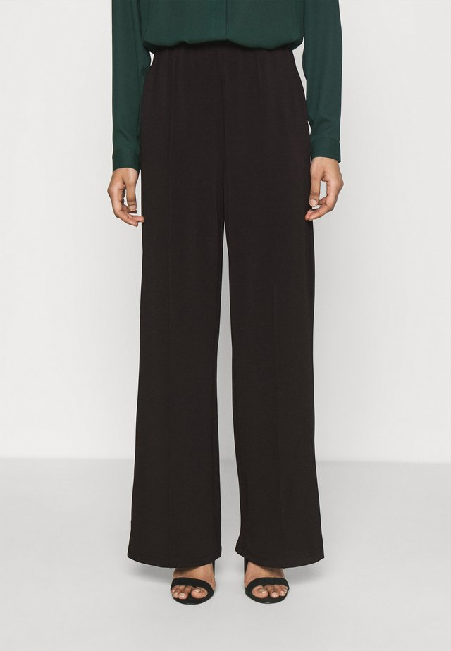 VMALBERTA DETAIL PANT  - Pantaloni - black