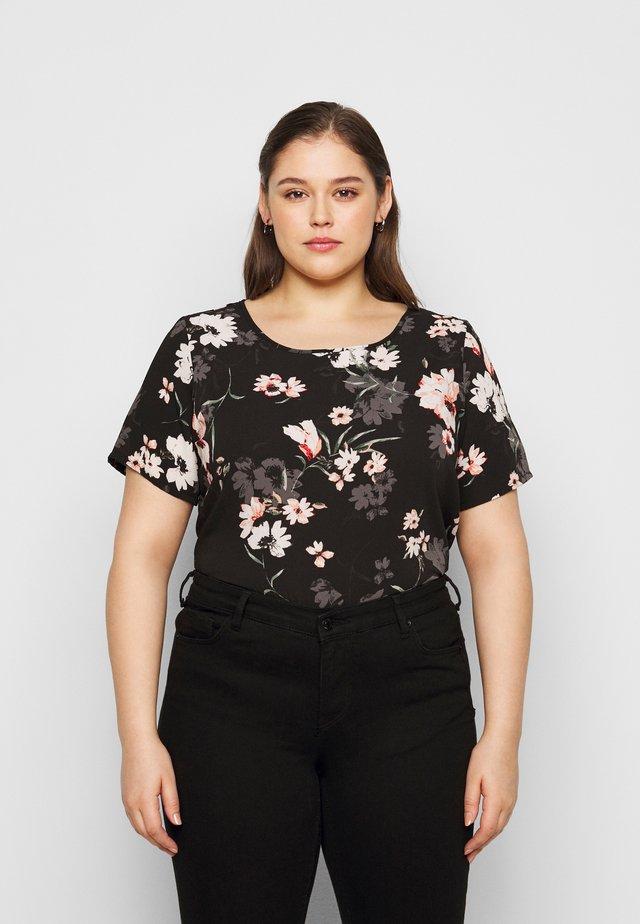 CARLUXMAJA  - T-shirt print - black