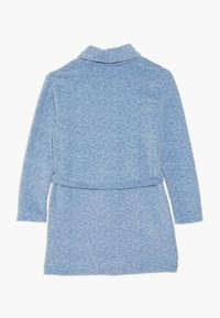 Benetton - DRESSING GOWN - Dressing gown - blue - 1