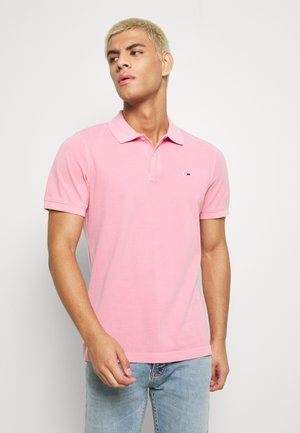 LIGHTWEIGHT - Polo shirt - rosey pink