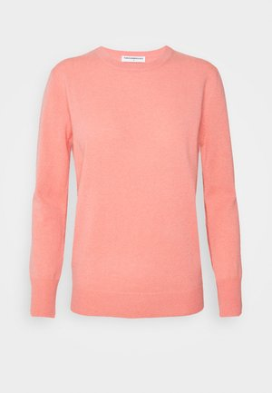 CLASSIC CREW NECK  - Sweter - dust pink