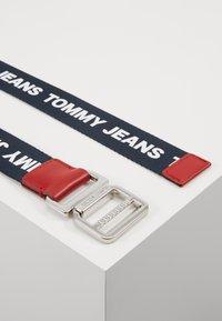 Tommy Jeans - TJW WEBBING BELT 3.5 - Gürtel - multi - 2