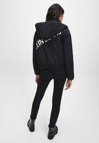 Calvin Klein Jeans - Light jacket - ck black - 2