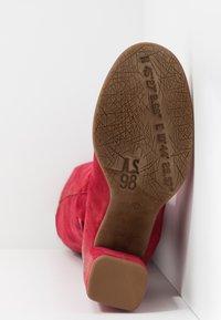A.S.98 - Laarzen met hoge hak - blood - 6
