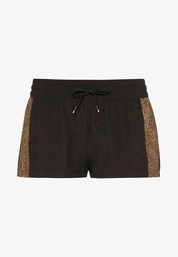 GISELA - Swimming shorts - true black