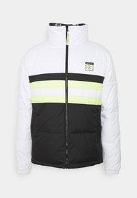 Puma - HELLY HANSEN REVERSIBLE JACKET - Winter jacket - white - 2