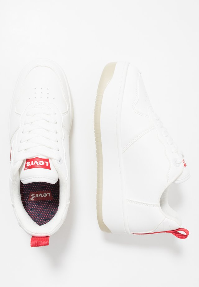 QUEENS - Sneakers basse - white
