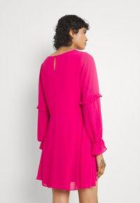TFNC - GEORGIA MINI DRESS - Day dress - pink - 2