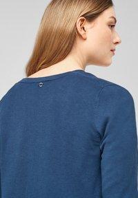 s.Oliver - Vest - faded blue - 4