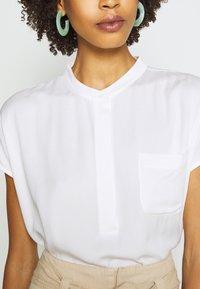 someday. - KATOKWE - Button-down blouse - milk - 5