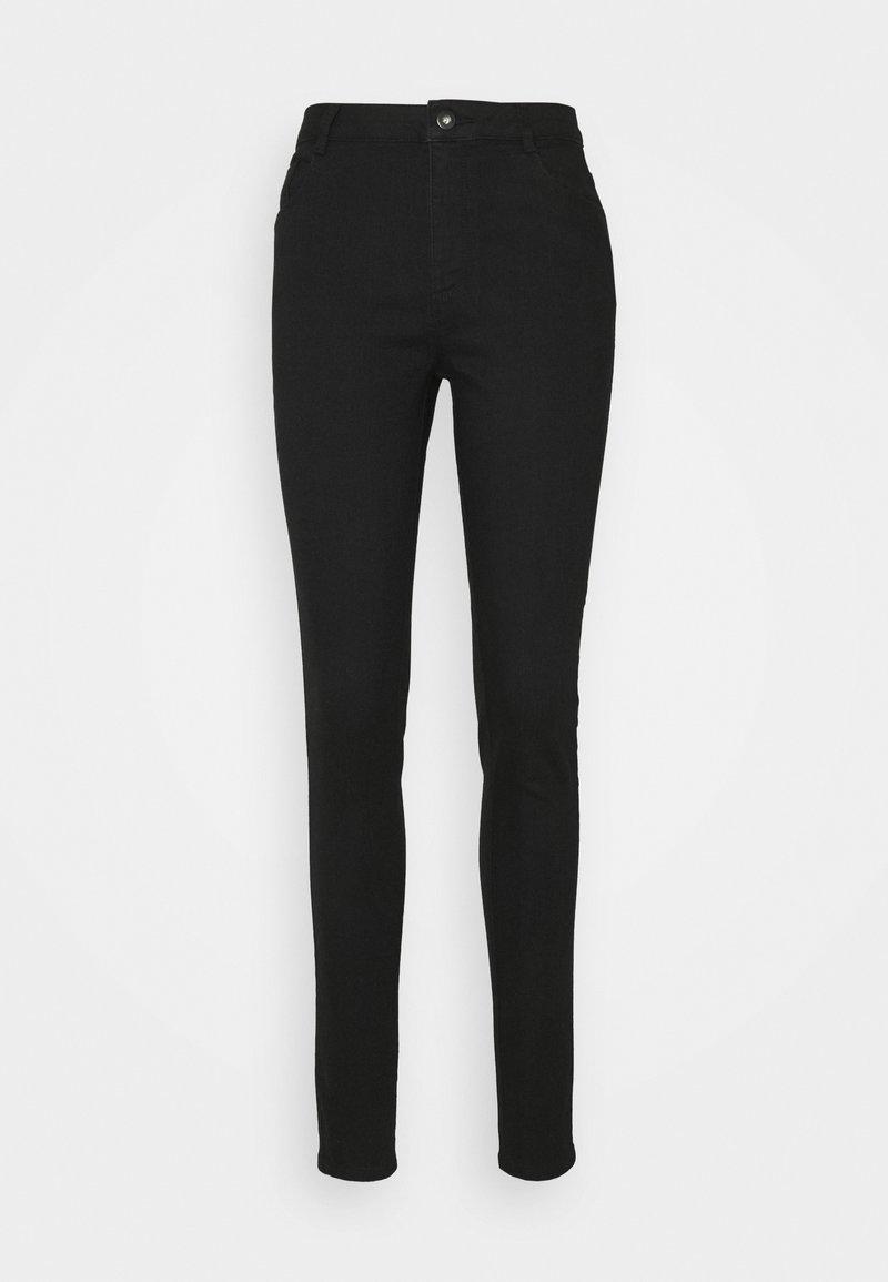 Dorothy Perkins Tall - ELLIS - Jeans Skinny Fit - black