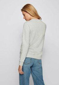 BOSS - Sweater - silver - 2