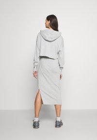 River Island Maternity - Jersey dress - grey - light - 2