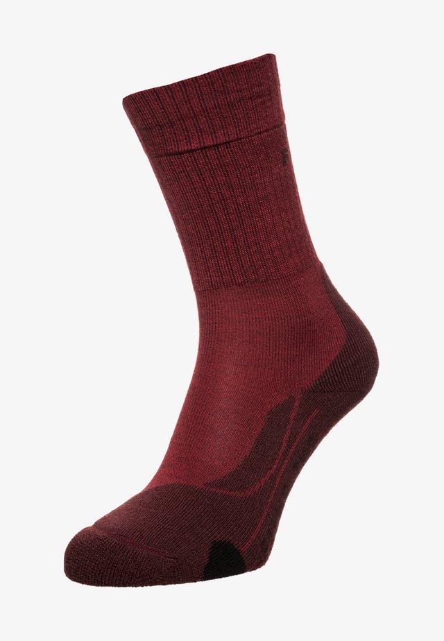 TK2 WOOL  - Sports socks - fire moul
