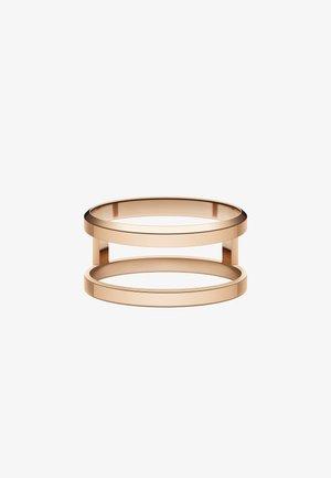 ELAN DUAL - Ring - rose gold