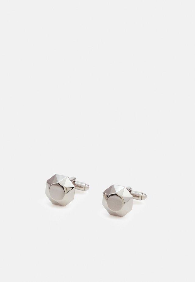ELEGANT - Gemelli - silver-coloured
