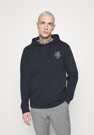 MERLIN - Sweater - rich navy/optic white
