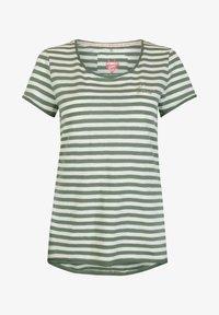 Lieblingsstück - Print T-shirt - grün - 2