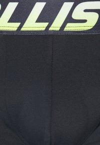 Hollister Co. - ACTIVE MULTI 3 PACK - Underkläder - black - 6