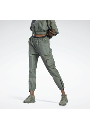 CARDI B  - Trousers - green