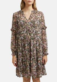 edc by Esprit - Day dress - Khaki - 3