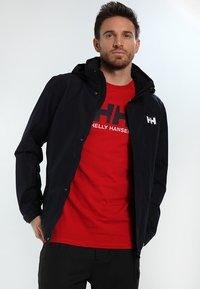 Helly Hansen - DUBLINER JACKET - Waterproof jacket - navy - 0