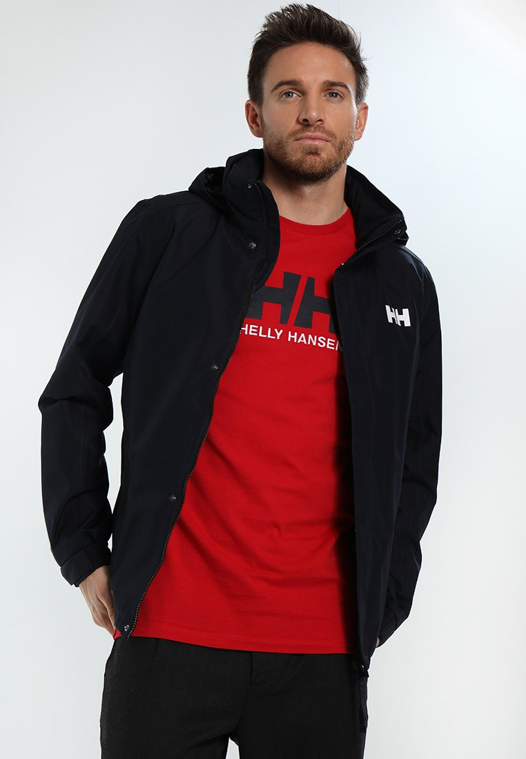 Helly Hansen - DUBLINER JACKET - Waterproof jacket - navy