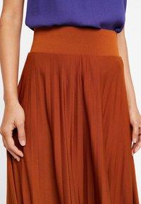 Anna Field - A-line skirt - caramel cafe - 5