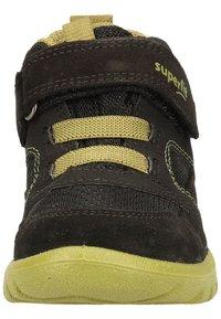 Superfit - Baby shoes - schwarz/grün - 5