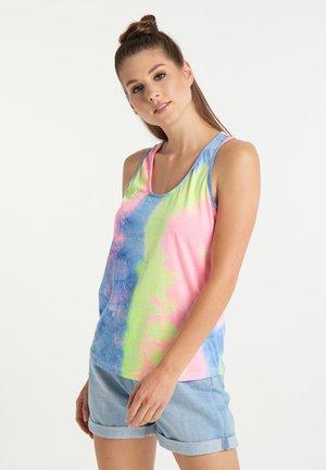 Top - multicolor