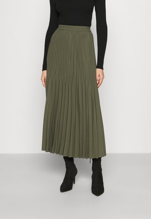 SLFALEXANDRA ANKLE  - Plisovaná sukně - kalamata