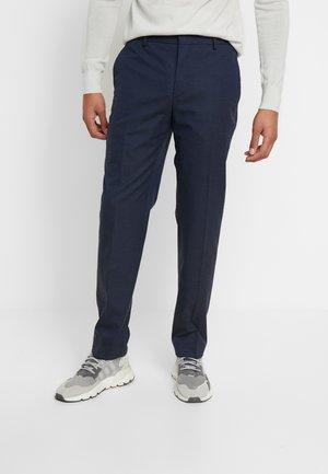 STRETCH - Trousers - blue