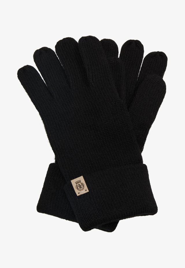 ESSENTIALS BASIC  - Fingervantar - black