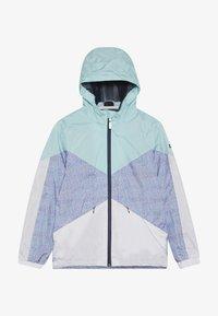 Killtec - MAELEE - Waterproof jacket - turquoise/grey/white - 2