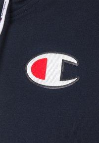 Champion Rochester - HOODED FULL ZIP - Felpa aperta - dark blue - 2