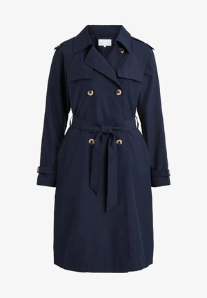 Trenchcoat - navy blazer